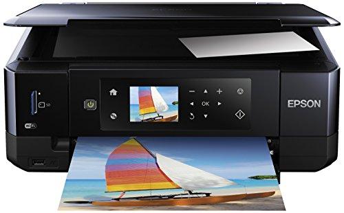 epson xp 620 Epson Expression Premium XP-630 Tintenstrahl Multifunktionsdrucker (Drucken, Scannen, Kopieren, 5.760 x 1.440 dpi, Wi-Fi, USB, Duplex) schwarz