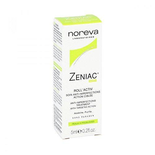 Noreva Zeniac Roll'activ Soin Anti-imperfections 5ml
