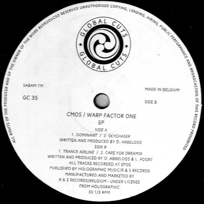 Cmos - Warp Factor One
