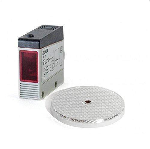 jfe-SP-reflectante-fuera-infrarrojo-fotoclula-por-Motorline-profesionalclula-fotoelctrica-UNIVERSAL-para-cualquier-tipo-de-garaje-puertas