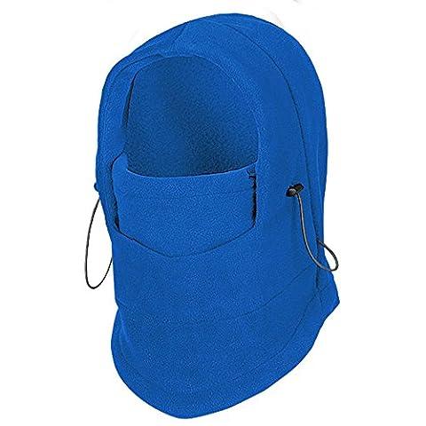Balaclava résistant au vent - Balaclava épais chaud / masque de sport d