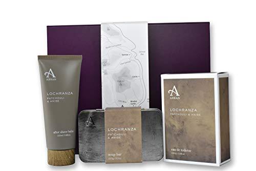 Arran Sinn für Schottland Lochranza Herren Luxus Geschenk Set