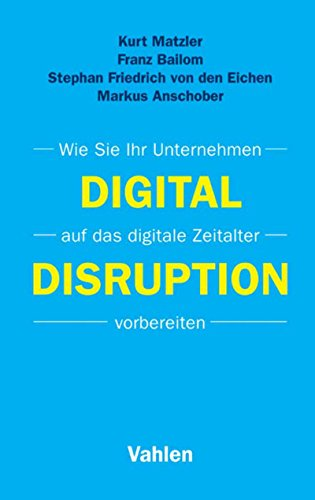 Digital Disruption: Wie Sie Ihr Unternehmen auf das digitale Zeitalter vorbereiten Enhance Electronics