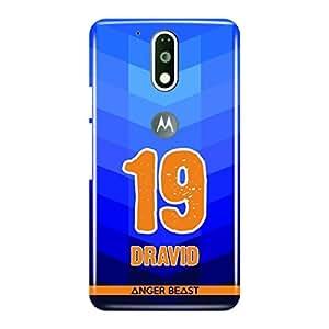 a AND b Designer Printed Back Case / Back Cover For Motorola Moto G4 Plus