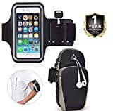 Best Workout Armbands - Zuffon Combo Armband For iphone 7 plus || Review