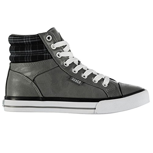 Soul Cal , Jungen Sneaker grau / blau De La Soul Sneakers