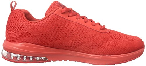Skechers Skech-Air InfinityVivid Color, Sneaker Basse Donna Rosso (Rosso (rosso))