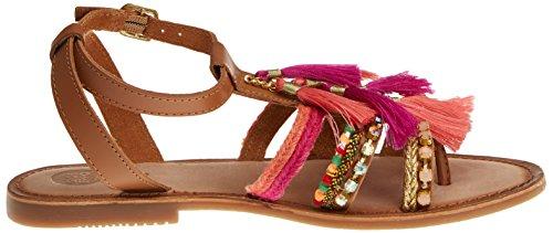 Gioseppo Nambi, Sandales à bout ouvert femme Multicolore