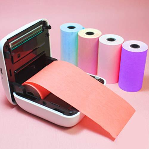 Fotopapier/Thermodruckpapier für Fotodrucker, hohe Lebensdauer, kein Verblassen