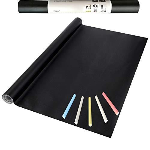 Eachgoo carta lavagna adesiva rimovibile adesivi memo da for Carta parete adesiva