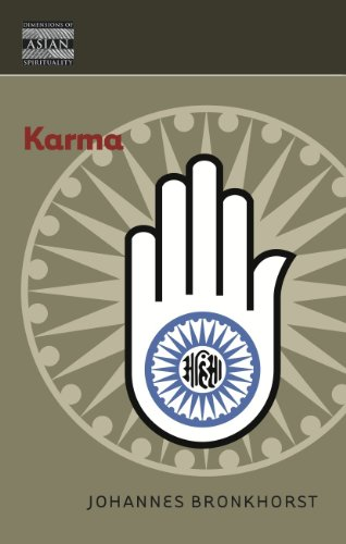 Karma: Dimensions of Asian Spirituality (English Edition) por Johannes Bronkhorst