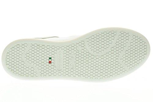 NERO GIARDINI Frauen niedrige Turnschuhe P717270D / 707 Weiß
