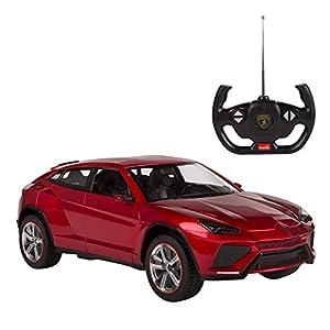 Rastar - Coche radiocontrol Lamborghini URUS, Escala 1:14 (41170)