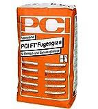 PCI FT® FUGENGRAU Fugenmörtel Silbergrau 5 kg