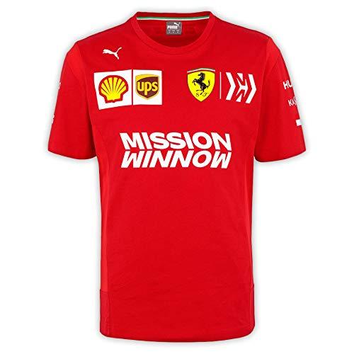 Master Lap Camiseta Scuderia Ferrari Charles Leclerc