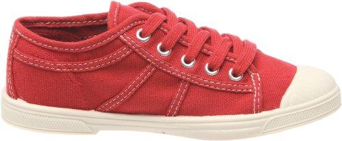 Le Temps des Cerises Lc Basic 02, Baskets mode mixte enfant Rouge (Red)