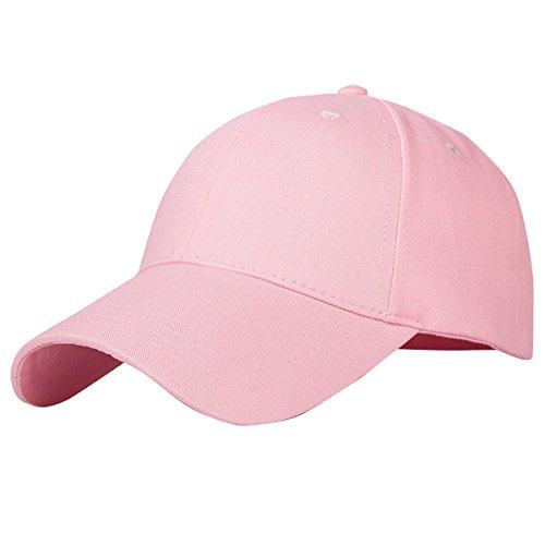 41%2Bd3SPczuL BEST BUY UK #1Fletion Summer Unisex Adult Pure Color Classic UV proof Baseball Cap Golf Hat Sun Visor Cap With Metal Buckle Adjustment price Reviews uk