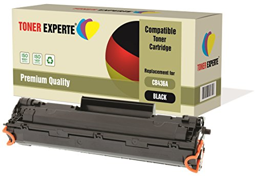 Laserjet 1505n (TONER EXPERTE® Premium Toner kompatibel zu CB436A 36A für HP Laserjet P1505, P1505N, P1506, M1120 MFP, M1120N, M1520, M1522 MFP, M1522N, M1522NF)