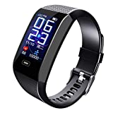 QinMM Smartwatch Fitness Tracker Android iOS Impermeabile IP68 Uomo Donna...