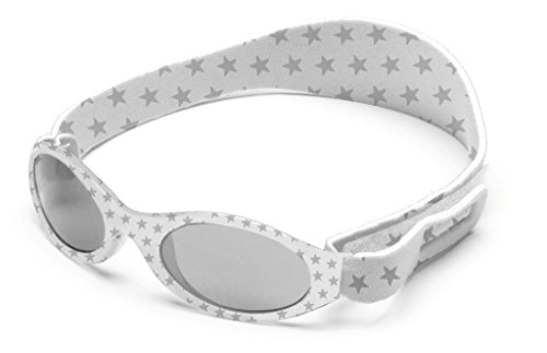 Silver Star BabyBanz sunglasses by Dooky 0 - 2 years