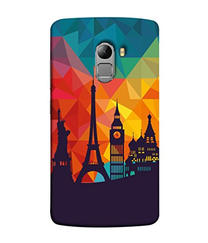 Pinaaki High Quality Printed Designer Soft Back Case cover for Lenovo K4 Note