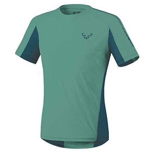 T-shirt Dynafit Enduro M S/s Octane Vert