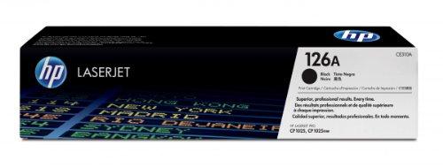HP DRUCKKASSETTE SCHWARZ 126A COLOR LJ PRO CP1025/CP1025nw, Kapazität: 1.200