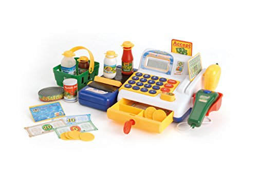 (Toyrific) Cash-Register with Lights and Sound (Age 3+)
