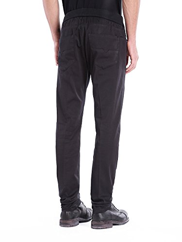 Diesel -  Jeans  - Attillata  - Uomo Nero