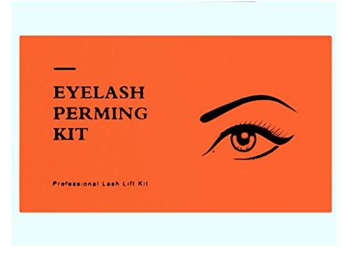 RY Professioanl Eyelash Curling Perming Curler Extra Longer Glue Perm Box Full Kit Set B 27