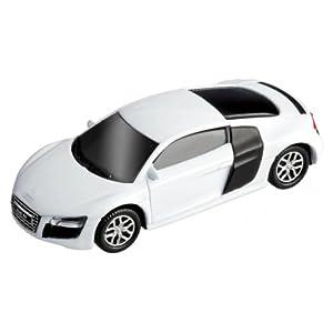 Autodrive Audi R8 8 GB USB-Stick im Auto-Design USB 2.0 weiß