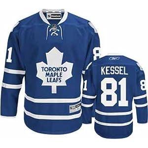 Reebok Phil Kessel Toronto Maple Leafs Blue Premier Jersey