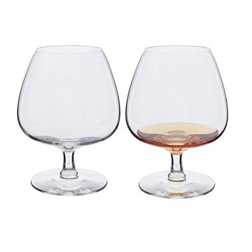 Dartington Crystal Rachael–Copa de Brandy (cristal, transparente
