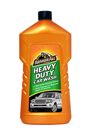 Armor All Car Wash Shampoo Heavy...