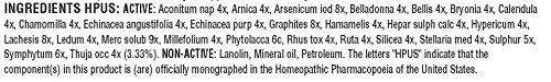 HomeoPet HP Healing Cream for Small Animals, 14 g 3