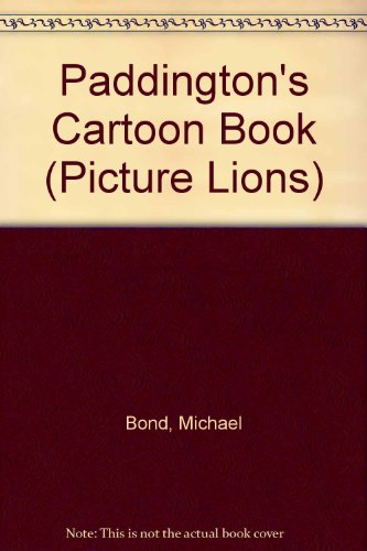 Paddington's Cartoon Book