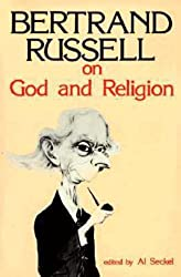 Bertrand Russell on God and Religion (Great Books in Philosophy) by Bertrand Russell (1986-06-01)