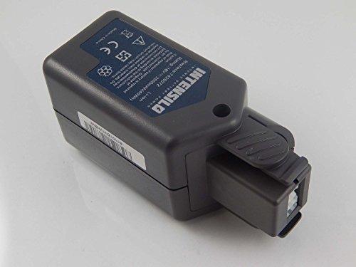 Galleria fotografica INTENSILO Li-Ion Batteria 2500mAh per utensile elettrico Wolf Garten HSA 45 V, HSA45V sostituisce 7420090, 7420072.