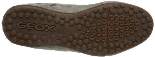 Geox UOMO SNAKE B, Sneaker uomo Beige (Taupe C6029)