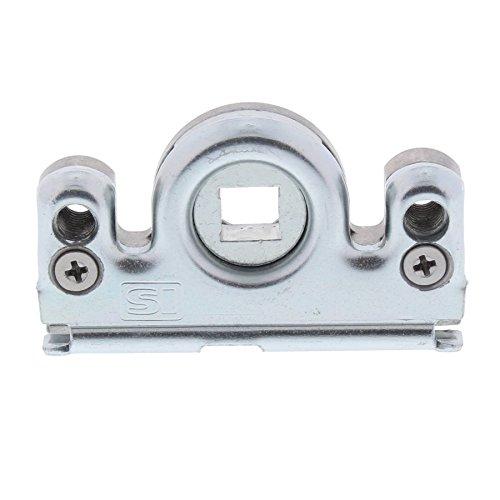 Siegenia Schneckengehäuse Schnecke Ersatzteil schraubbar für Getriebe 3 und 23 mit ToniTec® Upgrade