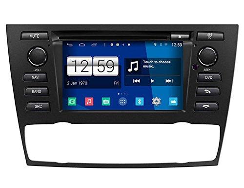roverone Android Sistema 6.2inch Doble Din En Dash Autoradio GPS para BMW...