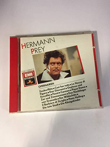 Hermann Prey: Operatic Arias (UK Import)