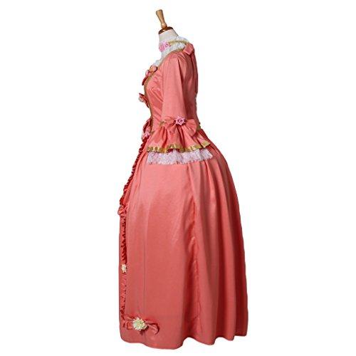 Cosplayitem Frauen Elegante Mittelalterliche Rokoko Barocken Kleid ...