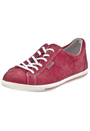 Ricosta CAROLIN(M) 5023200 Mädchen Schnürhalbschuhe Rot