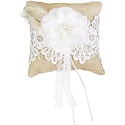 Almohada de Boda Ceremonia 15cm