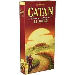 Devir: Juego de Estrategia Catan Expansión, 5-6 Jugadores