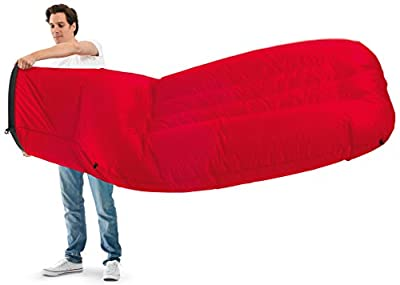 Fatboy Lamzac L Red von Fatboy auf Gartenmöbel von Du und Dein Garten