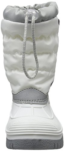 C.P.M. Hanki, Bottes courtes avec doublure chaude mixte enfant Argent - Silber (Argento A604)