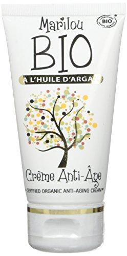 MARILOU BIO Crème Anti-âge à l'huile d'Argan - Tube...