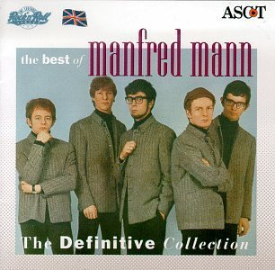 The Best of Manfred Mann: The Definitive Collection by Ascot / EMI (Ascots Männer Für)